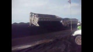 PT. Karunia Wahananusa (Double Trailer Scania R580)