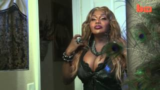 Tatiana Williams Big Booty Tranny Like Nicki Minaj