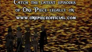 One Piece ED 01 - memories (FUNimation English Dub, Sung by Brina Palencia, Subtitled)