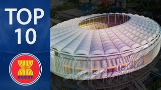 Top 10 Biggest Stadiums in Southeast Asia