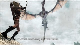 TES5 - Skyrim - Krieg der Zungen (Tale Of The Tongue) Remix/Cover