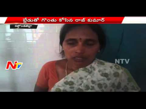 Xxx Mp4 Man Allegedly Slits His Girlfriend S Throat In Nalgonda District Latest Updates NTV 3gp Sex