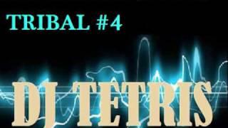 Tribal Mix - Dj Tetris - SET BicenTribal 2010 (video 4) (Trival T3