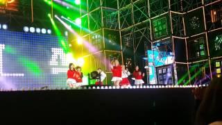 [20151030] 창원 케이팝 월드 페스티벌 AOA - 심쿵해