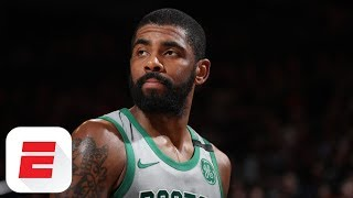 Kyrie Irving and Brad Stevens credit Marcus Smart and Terry Rozier for Celtics