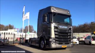 SCANIA S730 V8 FULL WALKAROUND #NEXTGENSCANIA