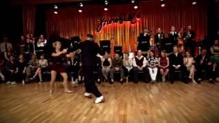 The Snowball 2016 - Lindy Hop Invitational Strictly - Felix & Jenny