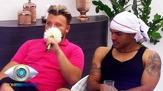 Schnick-Schnack-Schnuck für harte Kerle | Promi Big Brother 2015 | Tag 10 | SAT.1