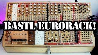 Let me show you my Rack #2: Bastl Rumburack Eurorack Modular Synth #TTNM
