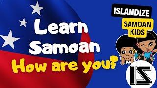 Learn how to Greet in Samoan Language