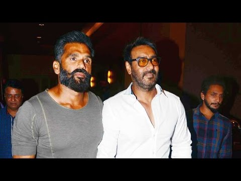 Ajay Devgn Avoids The Media At The Launch Of Acting Adda