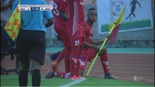 MAGOLI YOTE: SIMBA SC 2-1 KMC FC; (TPL - 19/12/2018)