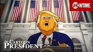 Election Special 2018 Prologue Narrated by Michael Shannon | Our Cartoon President | SHOWTIME