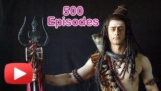 Devon Ke Dev...Mahadev Completes 500 Episodes