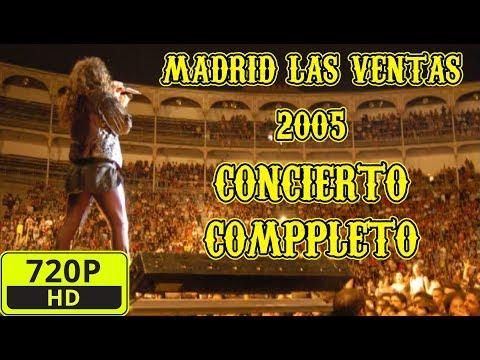 Xxx Mp4 Madrid Las Ventas 2005 Concierto Completo HDVD 3gp Sex