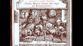 Claudio Merulo (1533-1604) - La Zambeccara [Flute Music from the Age of Renaissance] 1992