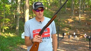 BROWNING SA 22 - GRANNY'S GUN
