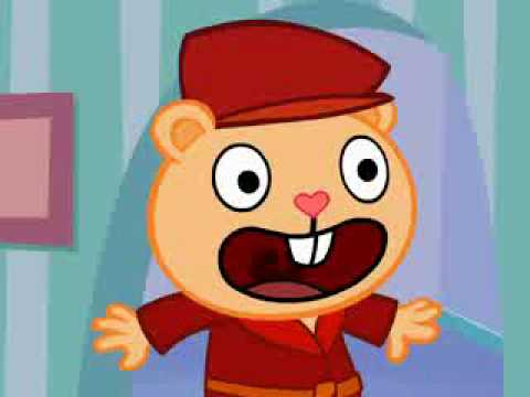 happy tree friends historia de terror