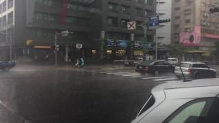 Rainy day in Taipei