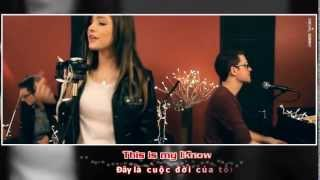 [Kara+Vietsub] Catch My Breath - Kelly Clarkson || Against The Current Ft Alex Goot (Cover)