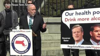 Pro-Marijuana Legalization Campaign Responds to Baker, Walsh