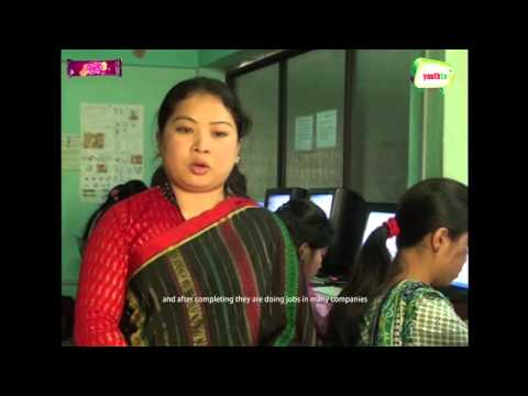 Real life story of Bijoya Chakma, Indigenous Women Entrepreneur (Computer Training)