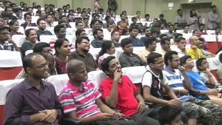 "Mr Arvind Gupta Talk On Research Scholars Day 2016 "" Making Science Fun"""