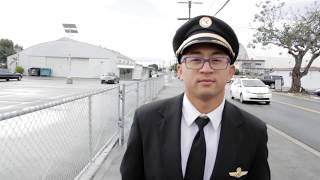 Angelo, Commercial Airline Pilot Part 1 - What I do and how much I make