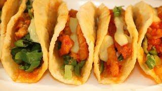 টাকোস রেসিপি/Tacos Recipe/Mexican Chicken Tacos Recipe in Bangla/How to make BD style Mexican Tacos