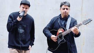 SkilleR & Atesh  |  Beatbox vs Guitar