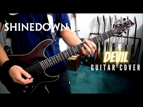 Download Shinedown - Devil (Guitar Cover)