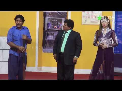 Nawaz Anjum Lovely Eid New Pakistani Stage Drama Full Comedy Funny Clip 2017