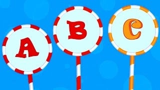 Learning Toddler Videos: ABC song for Baby, Learn Colors, Numbers, Letters for Children & More!