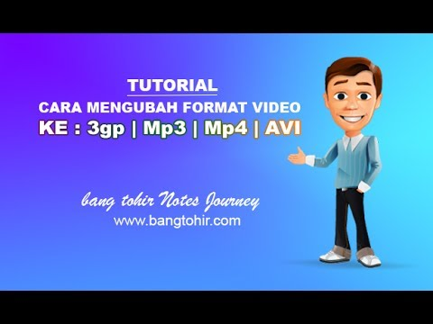 Xxx Mp4 Cara Mengubah Format Video Ke 3gp Mp3 Mp4 Avi 3gp Sex