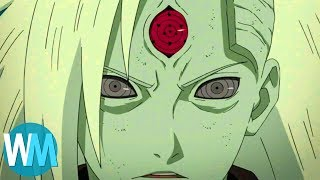Top 10 Best Naruto Villains