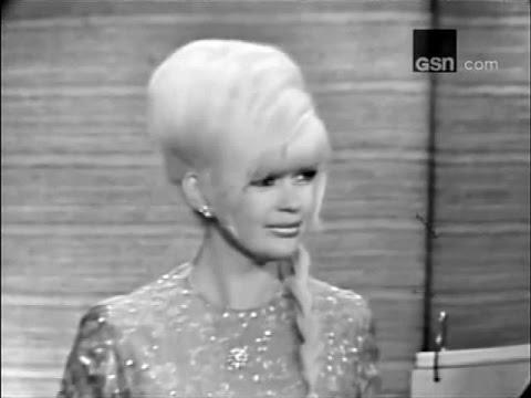 What s My Line Jayne Mansfield; PANEL Pierre Salinger Phyllis Newman Jul 17 1966