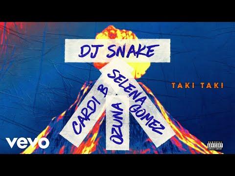 Xxx Mp4 DJ Snake Feat Selena Gomez Ozuna Cardi B Taki Taki Audio Ft Cardi B 3gp Sex