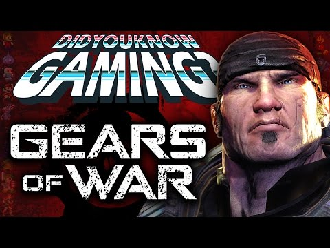 Gears of War Did You Know Gaming Feat. Brutalmoose
