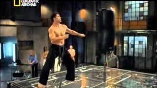 Bren Foster Speed - Taekwondo  - Studio BZA