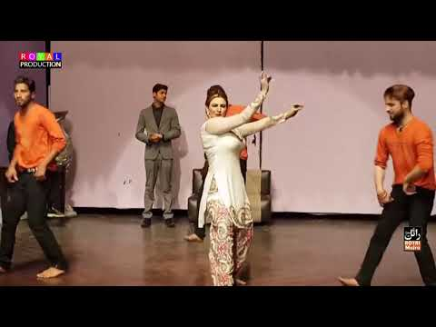 Xxx Mp4 Saima Khan New Stage Performa Dance HD 2018 Tery Naal Mera Enj Parar Pa G Mp4 3gp Sex