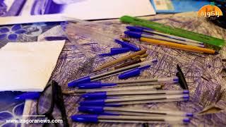 """شاب زاكوري يبدع في رسم صور واقعيةً بـ""""القلم الجاف"""".. شاهدوا إبداعاته"""