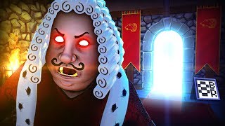 SOMETHING BIG IS GOING ON HERE!! || Goodbye My King (Medieval Hello Neighbor)