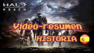 Videoresumen HALO REACH ( Campaña narrada en ESPAÑOL )