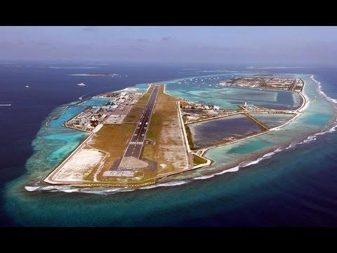 Xxx Mp4 Landing In Male Airport Maldives Aerial View Of Maldives 3gp Sex