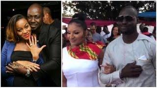 Ghanaian actor Chris Attoh remarries American-based sweetheart in Ghana