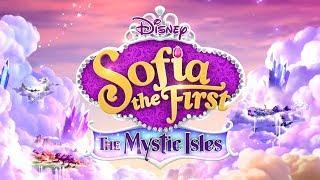 Mystic Isles Trailer | Sofia the First | Disney Junior