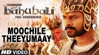 Baahubali Tamil Songs | Moochile Theeyumaay Video Song | Prabhas, Rana Daggubati, Anushka, Tamannaah
