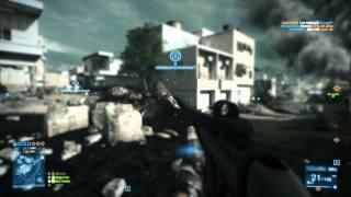 Battlefield 3 Multiplayer Game #5 - Stapler..äh, Baggerfahrer Klaus [Deutsch HD]