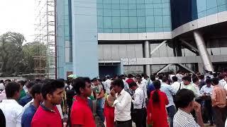 Job Fair in Jessore IT Park..