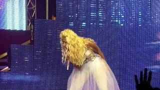 Nicki Minaj (live) - Pound The Alarm + Whip It - Oslo Spektrum, Oslo - 09-06-2012